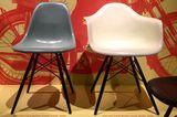 Vitras Eames Chairs in Fiberglas