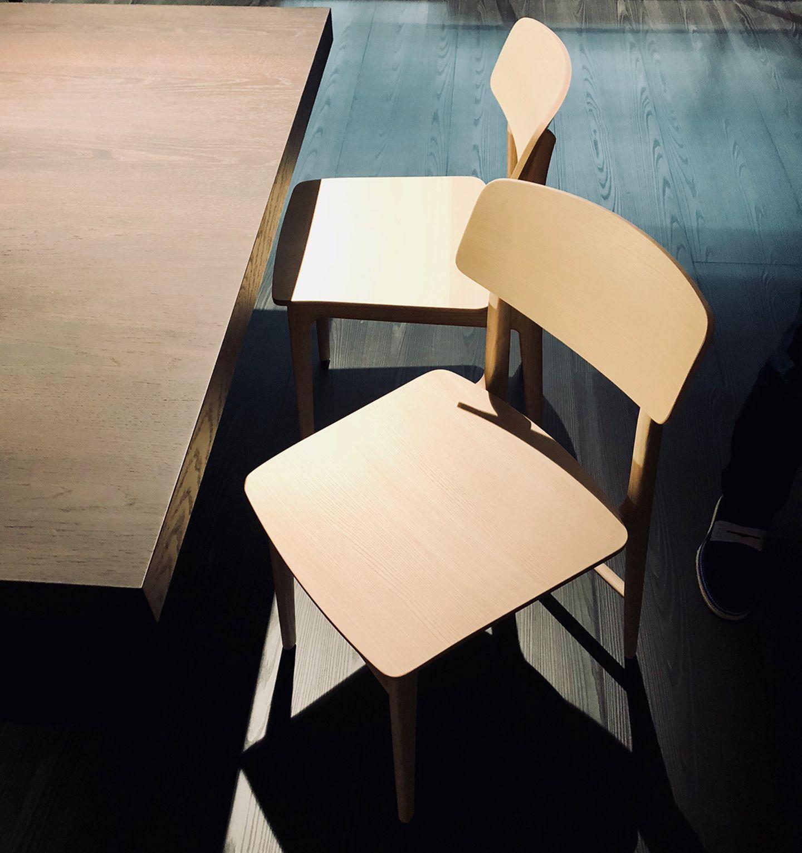 """Stuhl """"Woody"""" von Molteni"""