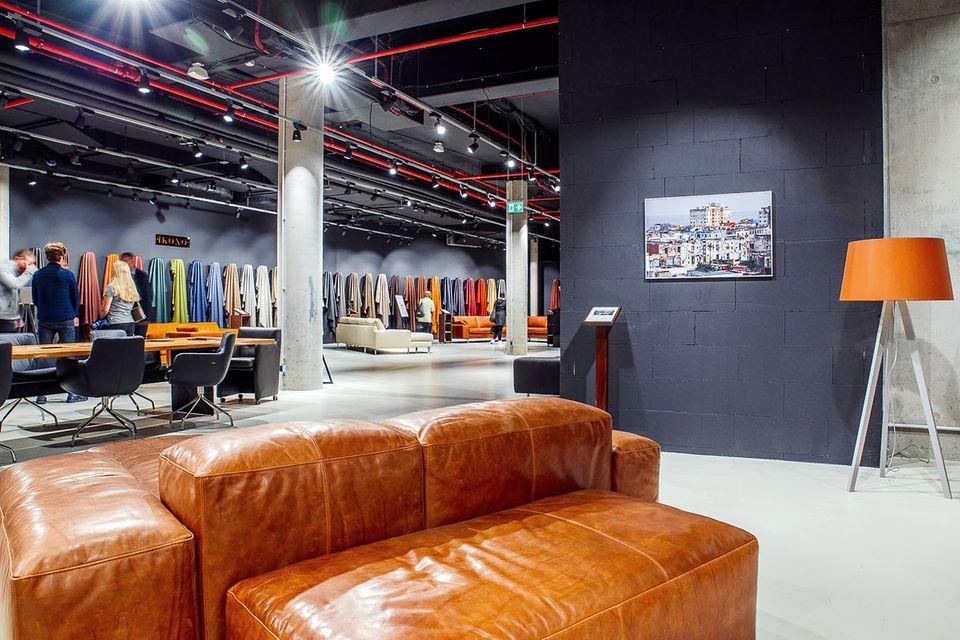Den Flagshipstore von Ikono finden Sie in Hamburg