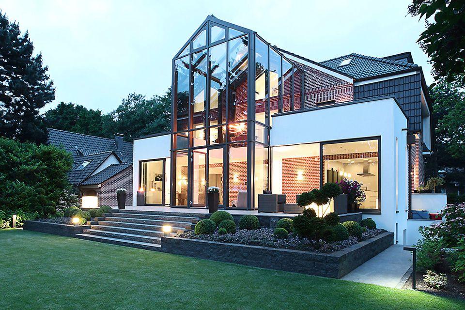 Gärtnerhaus - Totale - 28 Grad Architektur