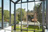 Gärtnerhaus - Glasanbau - 28 Grad Architektur