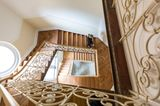 Saniertes Treppenhaus der Villa Viktoria