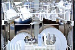 Dreckige Orte zu Hause: Geschirrspüler