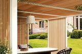 """Sonnenschutz: Terrassenüberdachung """"Kettal Pavilion"""" von Kettal"""