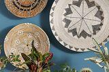 """Wandkorb """"Antigua"""" aus Rattan von Anthropologie"""