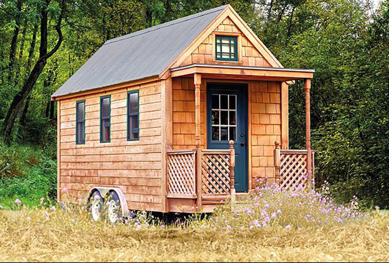 Tiny House von Tchibo und Schreinerei Diekmann