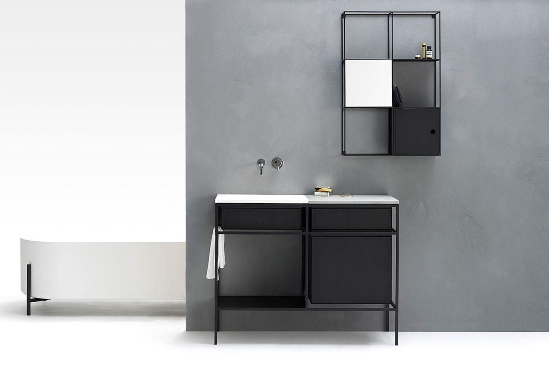 """Waschtisch """"Frame"""" von Norm Architects"""