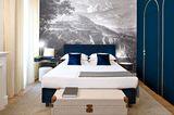 """Junior-Suite des """"Elizabeth Unique Hotels"""" in Rom"""