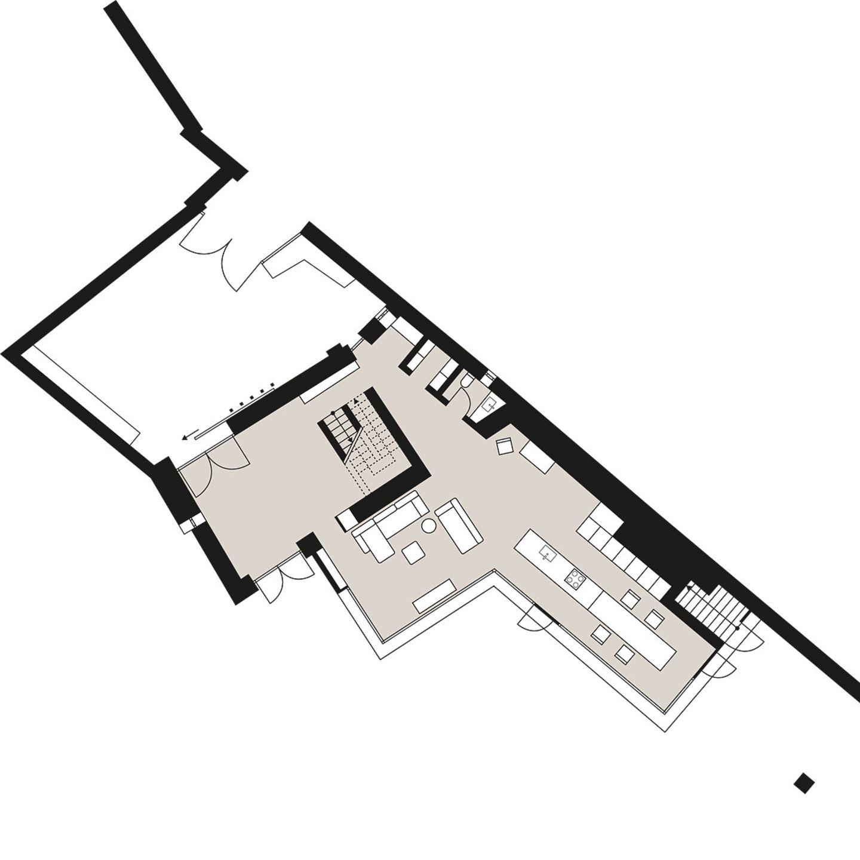 Neuer Grundriss des Ferienhaus' am Gardasee