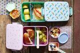Lunchbox aus Melamin