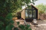 Tiny House im Elmley Naturreservat