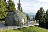 Iglu-Hotel in der Schweiz