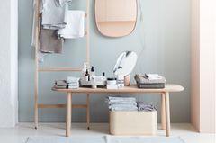 Badezimmer in Holz