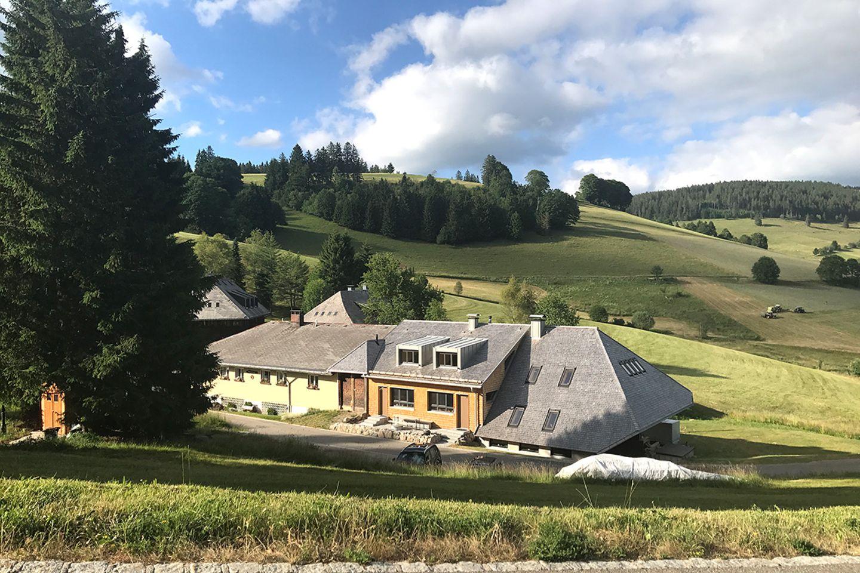 "Bauernhaus ""Bueretenhof"" in Todtnauberg"
