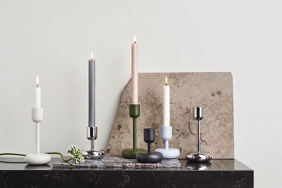 "Kerzenständer ""Nappula"" von Iittala"
