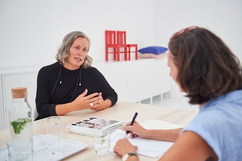 Country Communication & Interior Design Managerin Berna Brandsaeter von Ikea