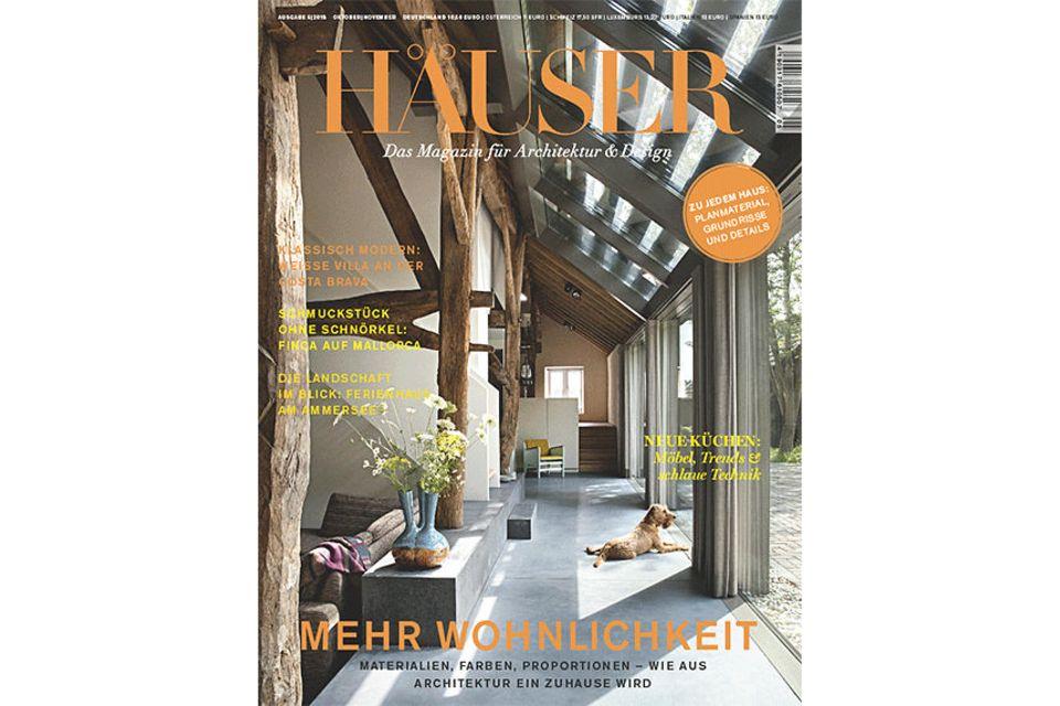 HÄUSER 05-2018: Cover