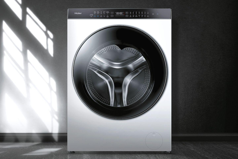 """15-Kilo-Waschtrockner """"Superdrum"""" von Haier"""
