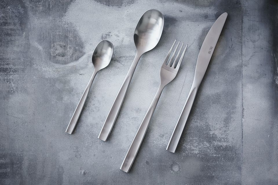 """Besteck für das Restaurant """"Barr"""" in Kopenhagen von Table Noir"""
