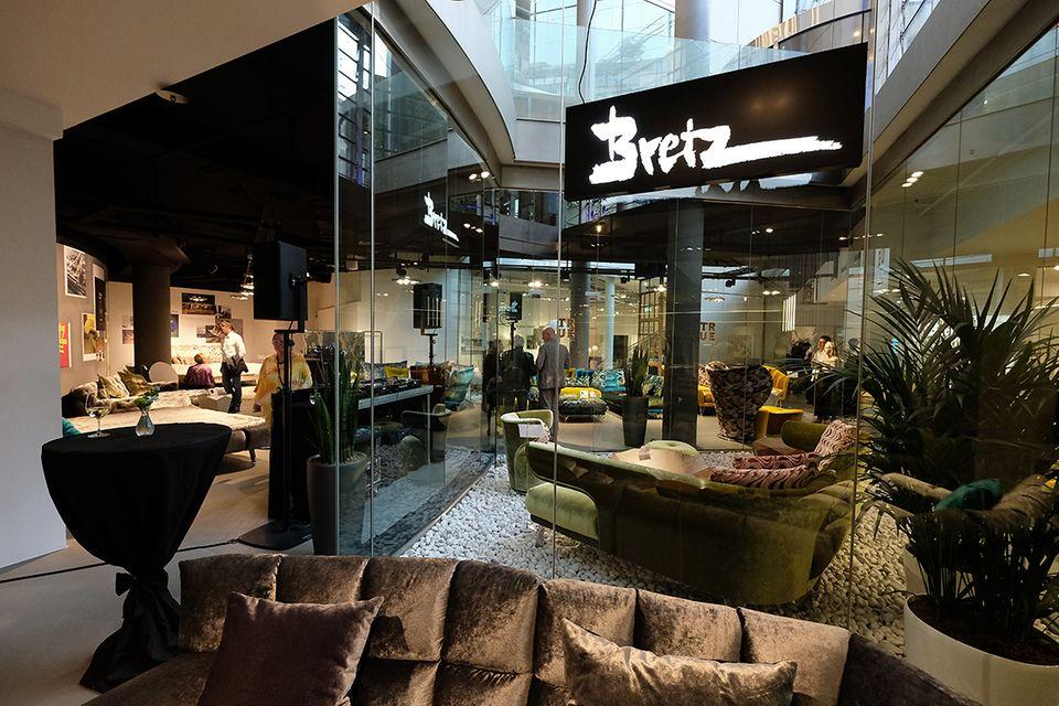 Bretz Flagshipstore in Düsseldorf