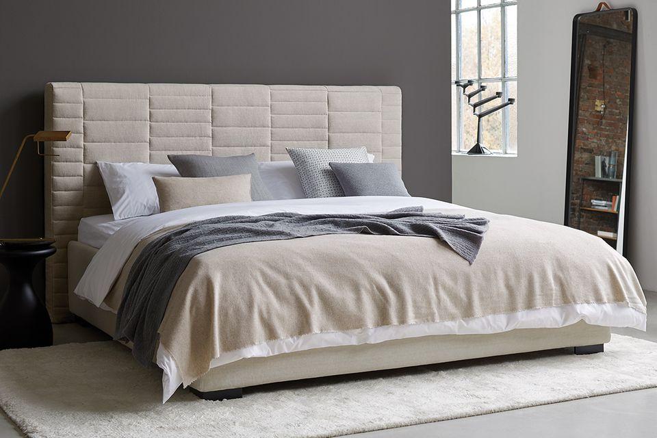 """Bett """"Layout"""" von Luiz Beds"""