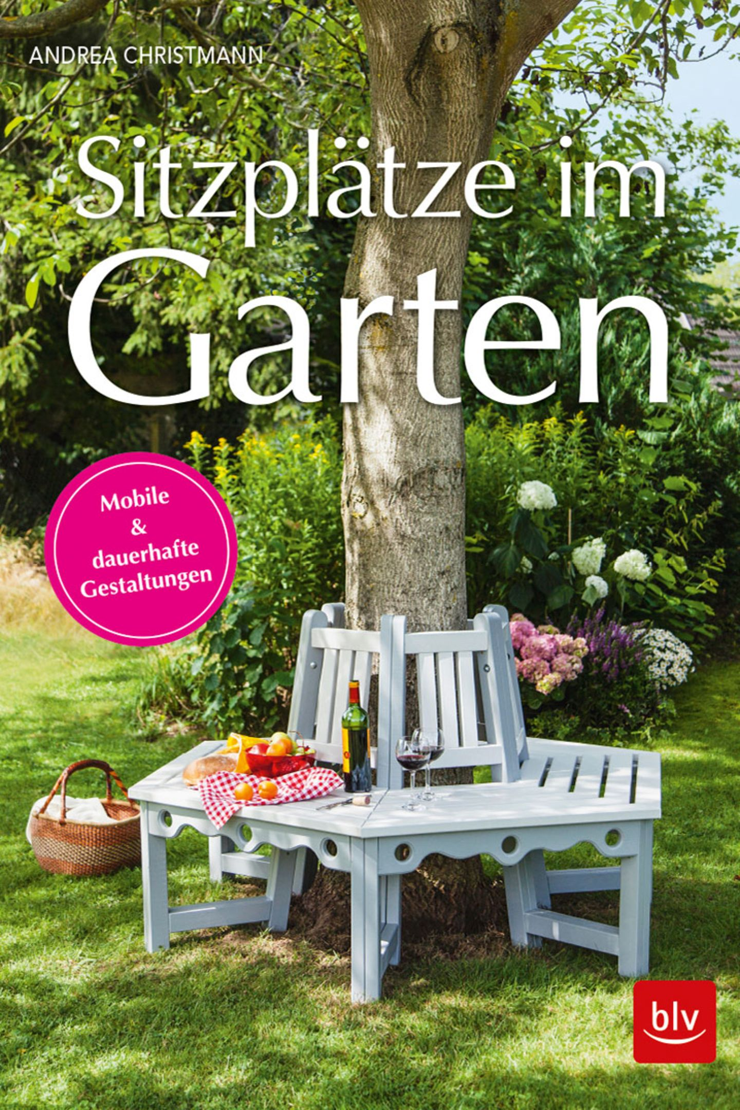 Sitzplätze im Garten Buch