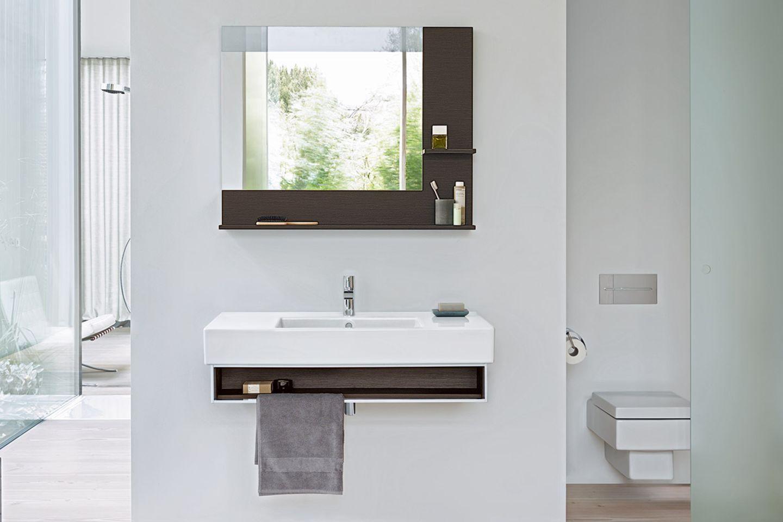 """Waschtische und Handwaschbecken """"Vero"""" von Duravit"""