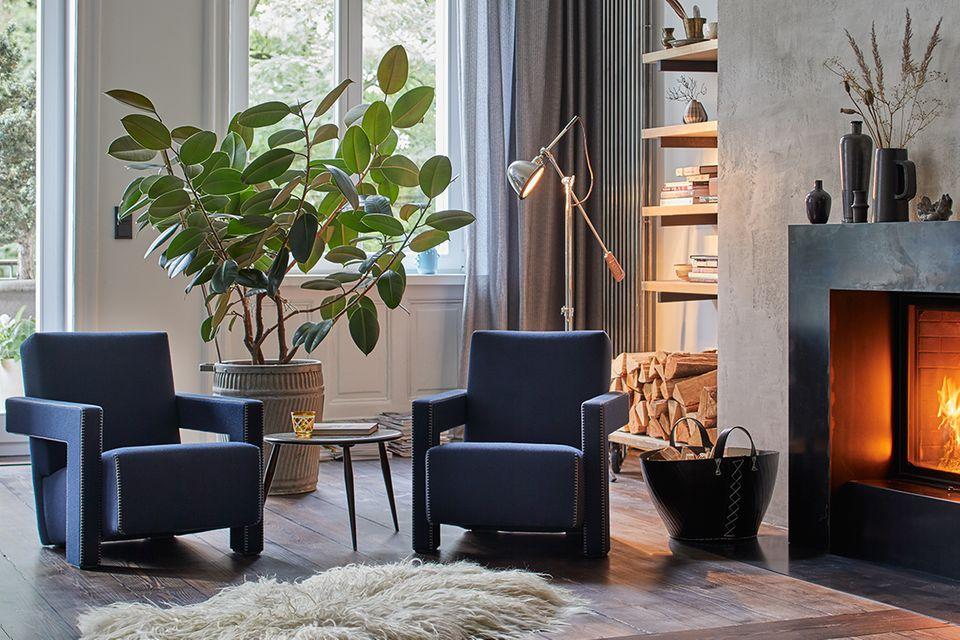 Homestory Peter Fehrentz - Wohnzimmer