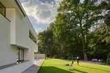 HÄUSER 06-2018: Villa im Bauhausstil - Garten