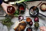 Zutaten für ein gemeinsames Dinner - Nicolas Vahé