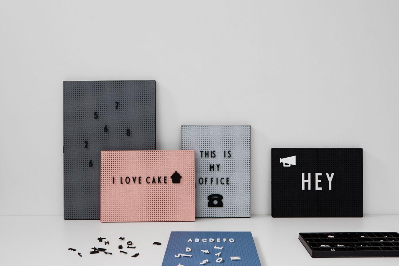 Message Board von Design Letters