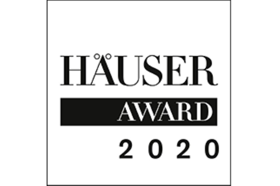 HÄUSER-AWARD 2020 - Banner