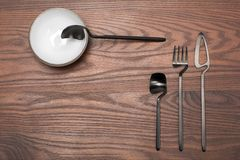 """Besteck """"Skelton"""" von Valerie Objects"""