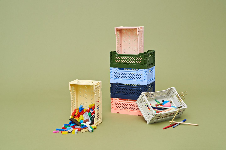 """Aufbewahrungskorb """"Colour Crate"""" von Hay"""