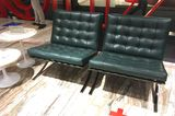 "Limitierter ""Barcelona Chair"" von Knoll"