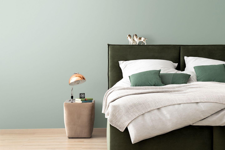"""Designfarbe """"Harmonisches Jadegrün"""""""