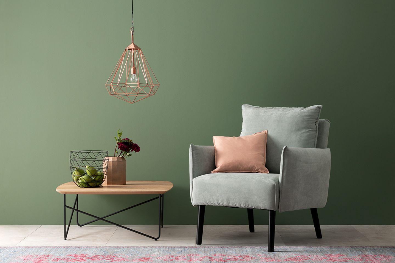 """Designfarbe """"Ausgeglichenes Piniengrün"""""""
