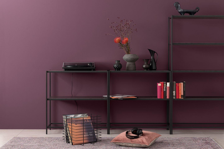 "Designfarbe ""Stilvolles Opalviolett"""
