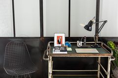 Home Office im Industrial-Style