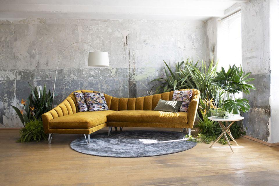"Sofa ""La Collina"" von Bretz"