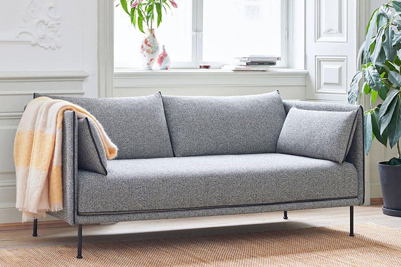 """Sofa """"Silhouette"""" von Hay"""