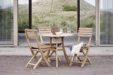 """Gartentisch und -Stuhl """"Vendia"""" von Skagerak"""