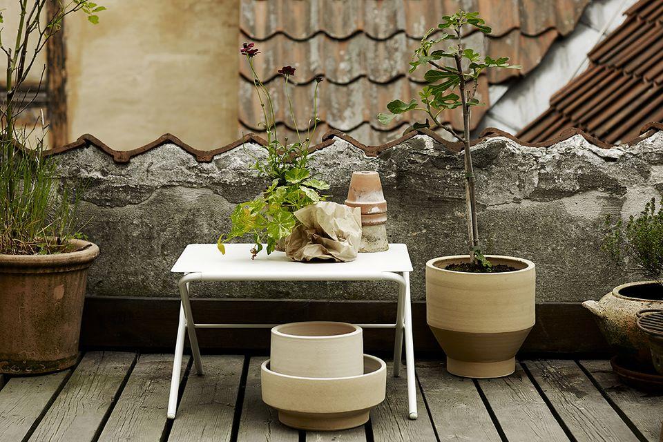 """Gartentisch """"Bow"""" von Skagerak"""