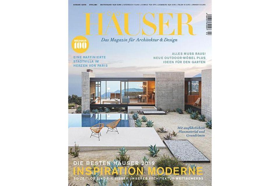 HÄUSER 2019-02: Cover