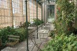 """Gartentisch und -stuhl """"Arc en Ciel"""" von Emu"""