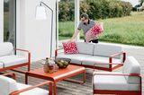 """Outdoor-Sofa """"Bellevie"""" von Fermob"""