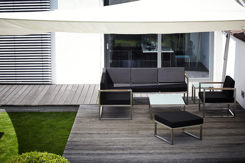 """Outdoor-Sofa """"Lux Lounge"""" von Jan Kurtz"""
