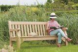 """Gartenbank """"Broadfield"""" von Alenader Rose"""