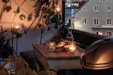 """Windlicht """"Gravity Candle"""" von Höfats"""