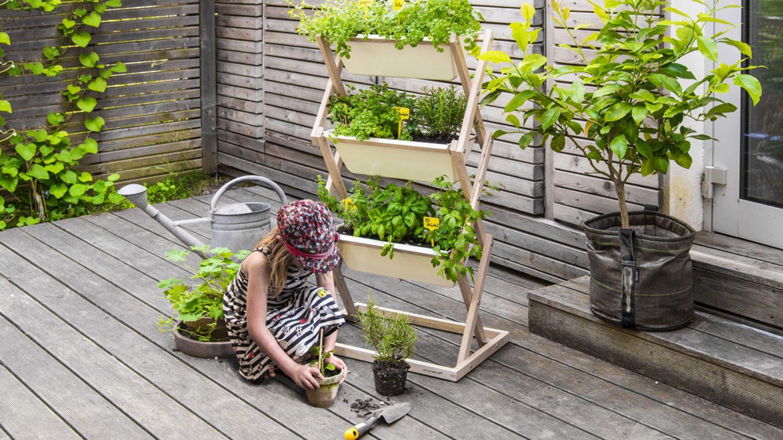 Blumenkästen für Balkon & Terrasse   [SCHÖNER WOHNEN]